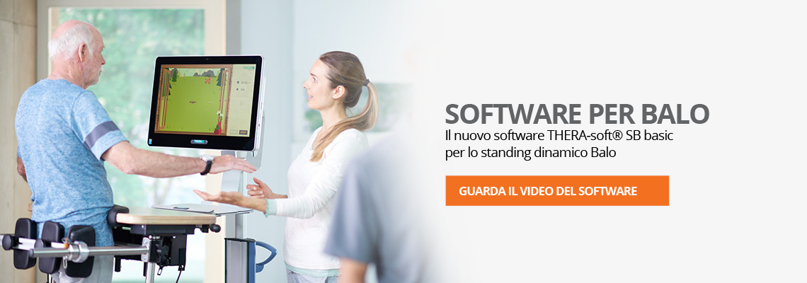Nuovo software Balo
