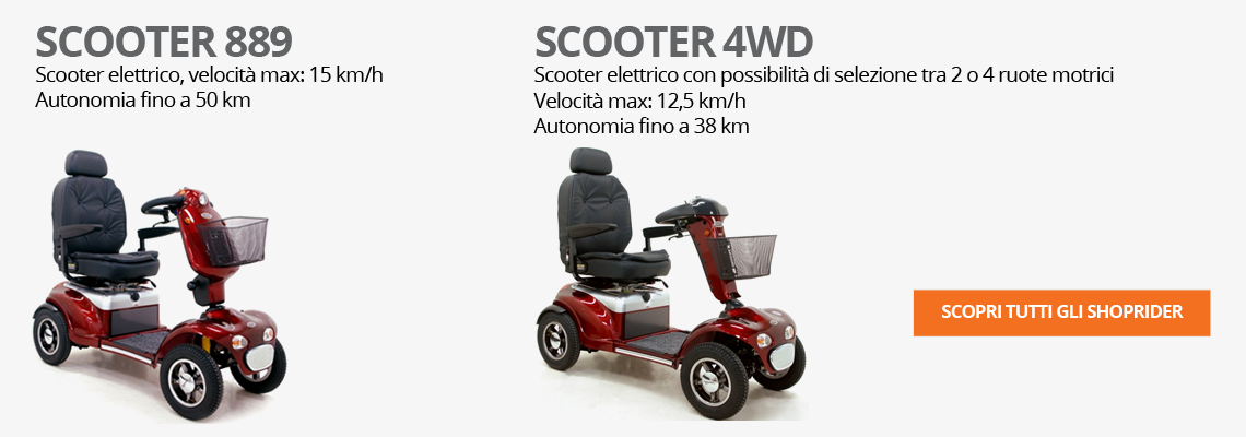 Scooter Shoprider