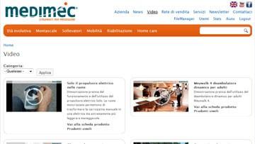 News medimec international srl for Medimec international srl