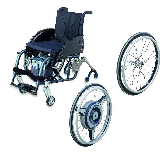 Servo medimec international srl for Sedia a rotelle automatica