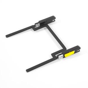 Kit di connessione Isofix per piano rotante
