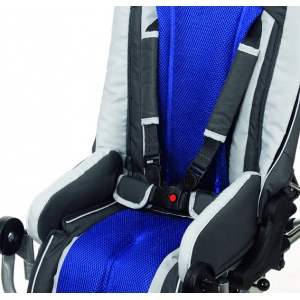 Cintura ad H imbottita per passeggino disabili Thomashilfen