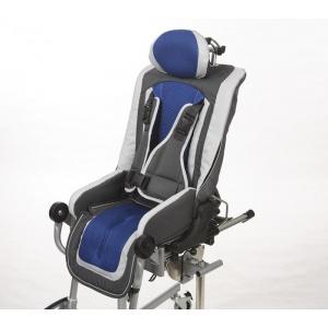 Bretellaggio a gilet per passeggino disabili Thomashilfen
