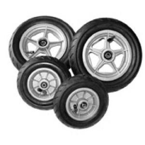 Ruote pneumatiche per passeggino