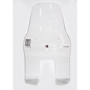Parabrezza di protezione con paragambe incorporato per scooter elettrici