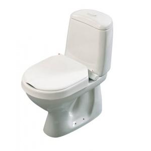 Etac Hi-Loo rialzo per WC a montaggio fisso