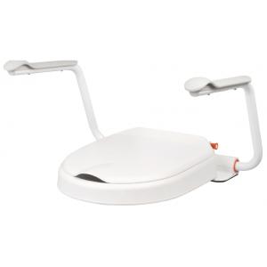 Etac Rialzo Hi-Loo II per WC con montaggio fisso