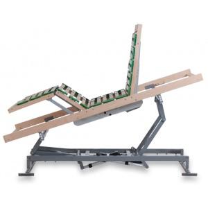 Rete ortopedica in 5 sezioni regolabile elettricamente KR8