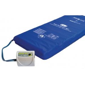 Materasso ad aria con pressione alternata e sensore