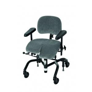 Sedia lavoro ergonomica manuale Coxit Real 9700 Plus
