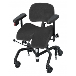 Sedia lavoro ergonomica elettronica Coxit Real 9800 Plus