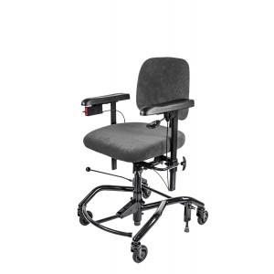 Sedia lavoro ergonomica elettronica Real 9100 Plus