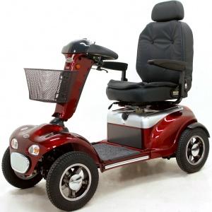 Scooter Shoprider 889 XLSBF 4WD - Medimec