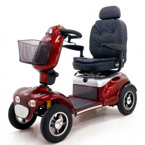 Scooter Shoprider 889 XLSBN - Medimec