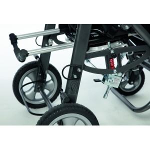 Sistema di ancoraggio per auto posteriore per passeggino Thomashilfen