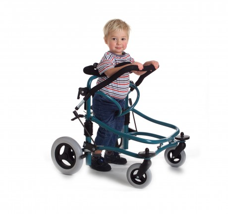 Deambulatore per bambini con limitate capacità motorie Miniwalk