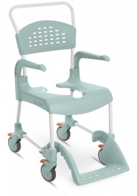 Sedia per wc e doccia con ruote ETAC CLEAN