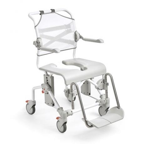 Sedia per wc e doccia con ruote SWIFT MOBILE-2 Etac