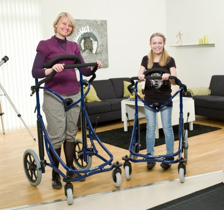 Meywalk 2000 il camminatore per disabili